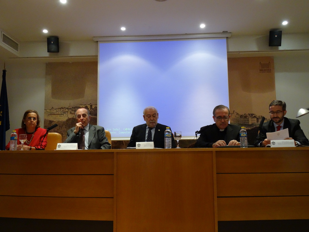 Jornada Ciencia y Fe 2014