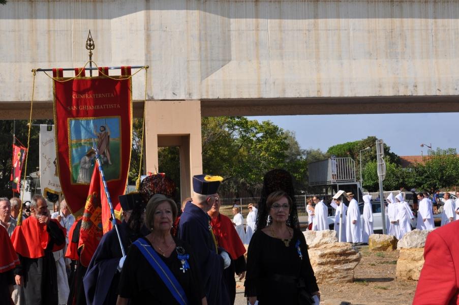 Peregrinación de Cofradías a la Abadía de Saint Gilles (2)