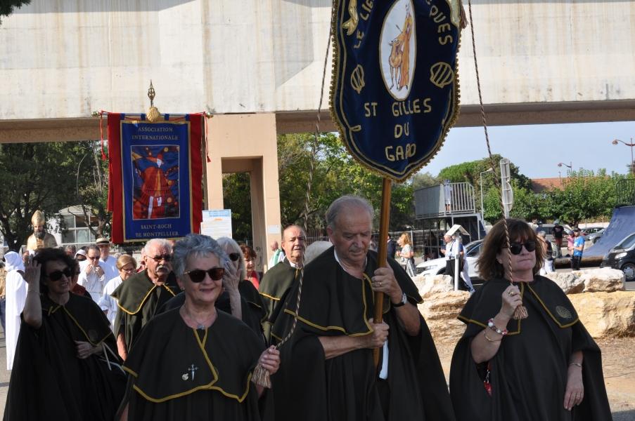 Peregrinación de Cofradías a la Abadía de Saint Gilles (5)