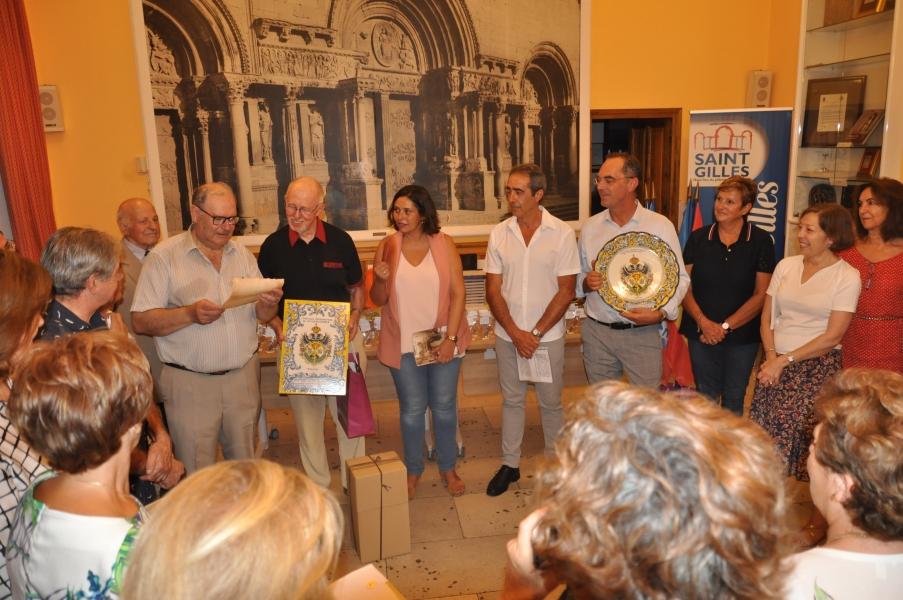 Recepción Ayuntamiento de Saint Gilles (3)