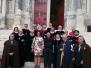 Peregrinación de Cofradías a la Abadía de Saint Gilles (12)