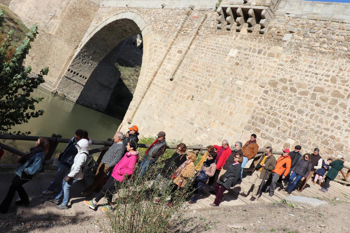 Ruta orillas río Tajo (2)