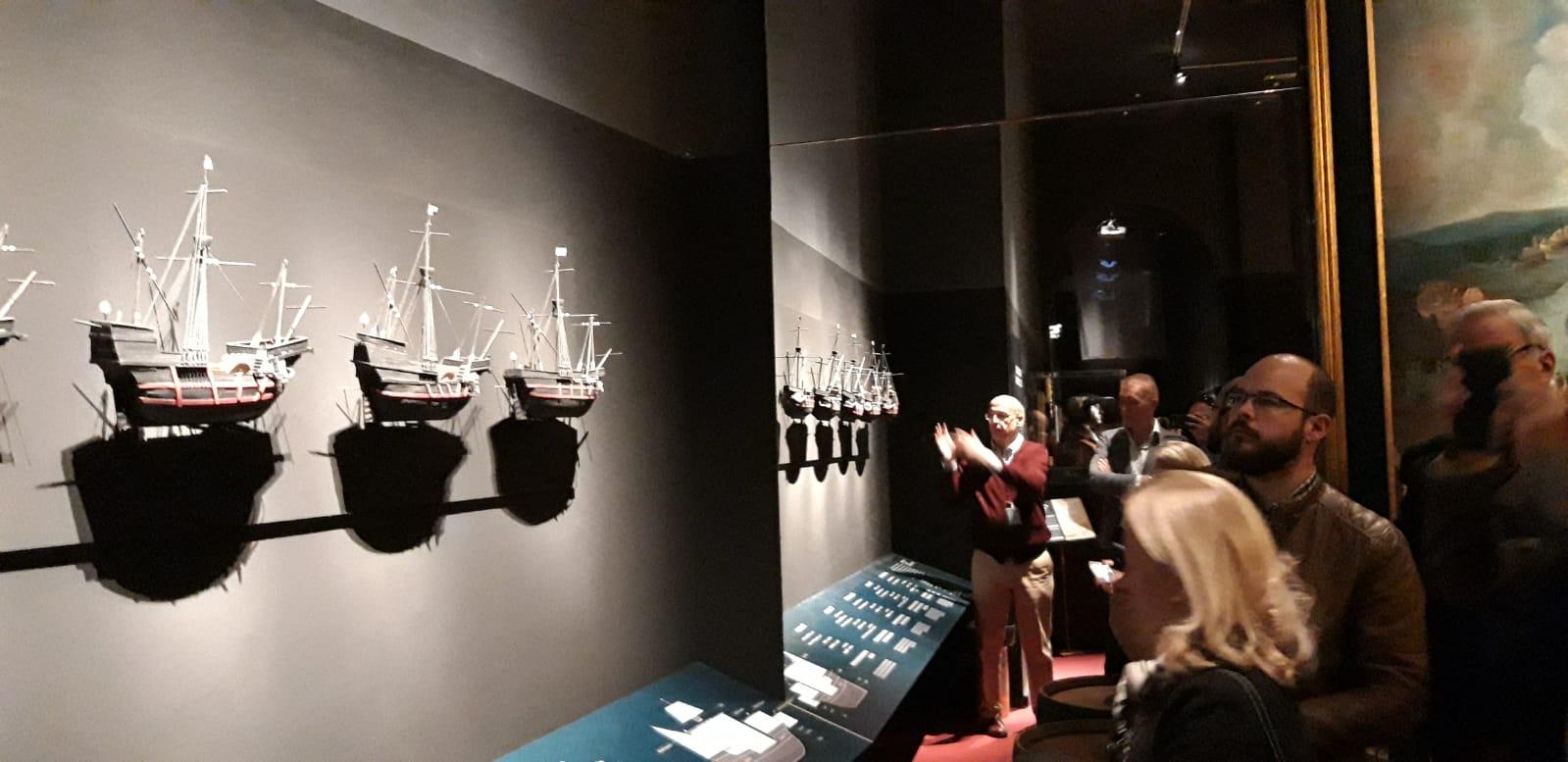 Visita Expo Museo Naval  (4)