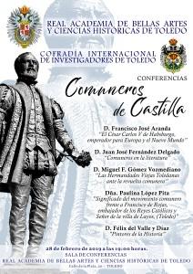 Conferecias Comuneros de Castilla