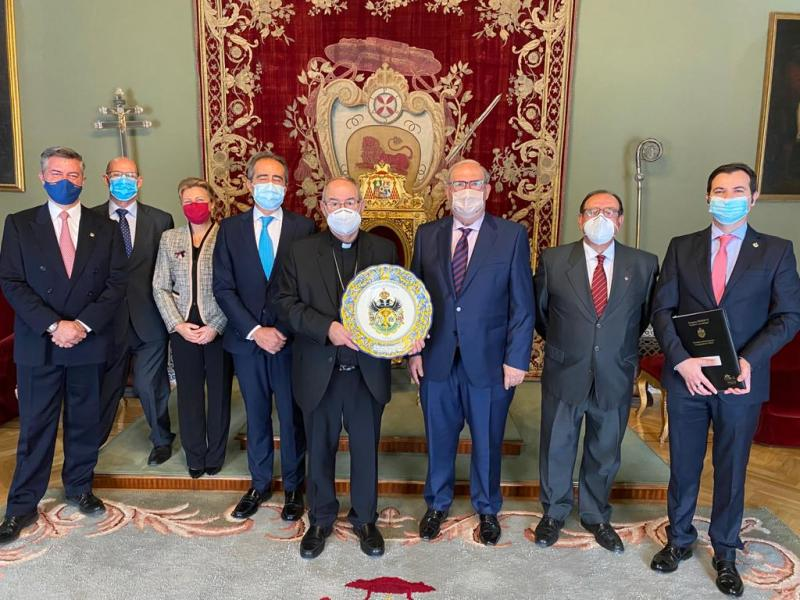 Recepción-Arzobispo-Toledo-a-Junta-Directiva-2