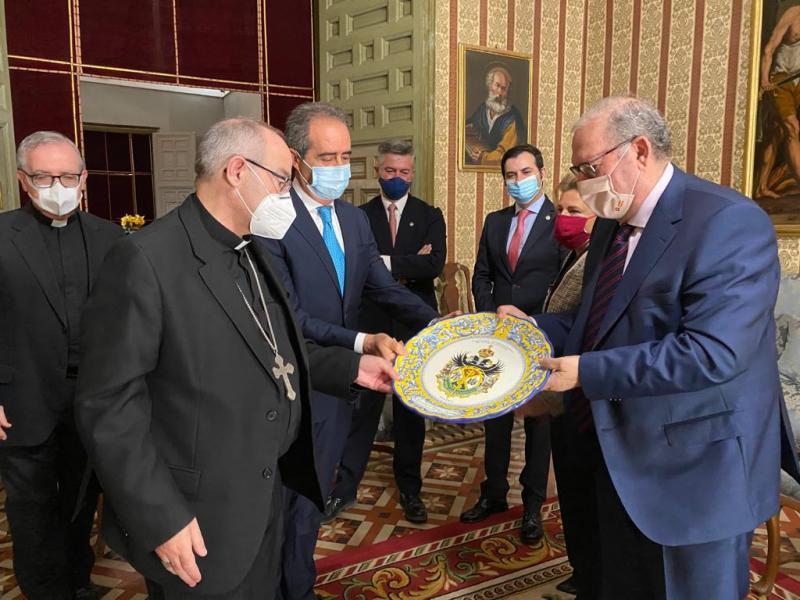 Recepción-Arzobispo-Toledo-a-Junta-Directiva-3