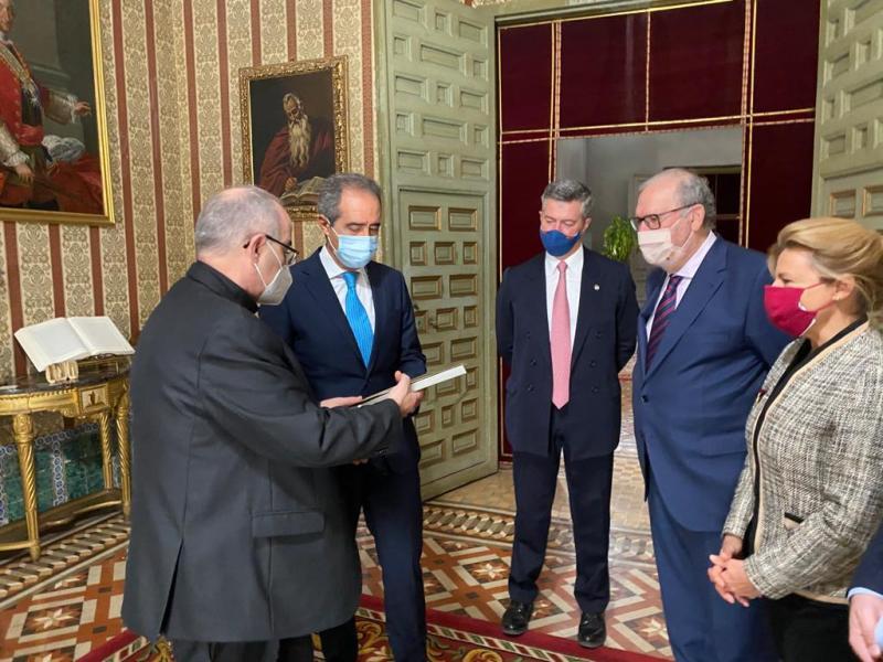 Recepción-Arzobispo-Toledo-a-Junta-Directiva-5