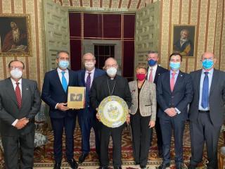Recepción-Arzobispo-Toledo-a-Junta-Directiva-4