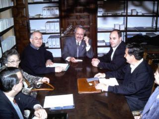 Recuerdos del 2000-2002. Prioste Gabriel Mora