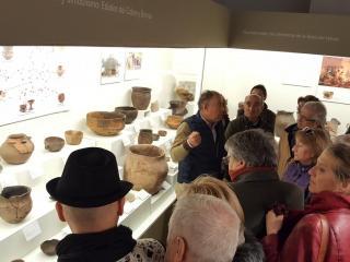 """Visita CulturaL. """"aTEMPORA"""", 6.000 años de cerámica en CLM"""